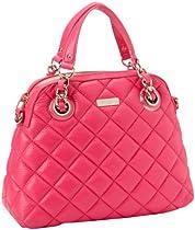 Hot Sale Kate Spade New York Gold Coast Small Georgina PXRU4081 Shoulder Bag,Zinnia Pink,One Size