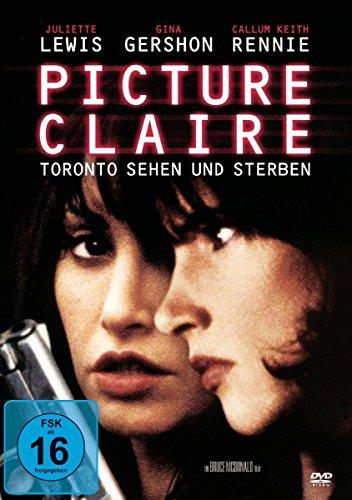 Picture Claire - Toronto sehen und sterben