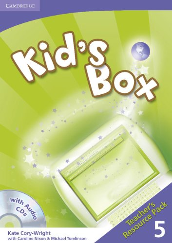 Kid's Box 5 Teacher's Resource Pack with Audio CDs (2)