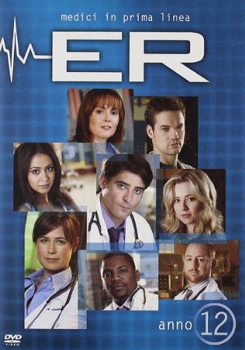 ER - Medici in prima lineaStagione12 [3 DVDs] [IT Import]