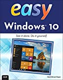 img - for Easy Windows 10 book / textbook / text book