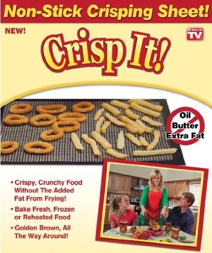 Crisp It Baking Sheet- Set of 2 (Large 14.5 x 14.5)