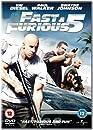 Fast & Furious 5 [DVD] [2011]