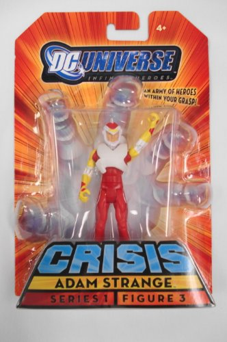 Buy Low Price Mattel Dc Universe Infinite Heroes Figure Adam Strange (B001W9SQL8)