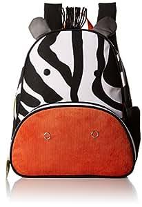 Skip Hop Zoo Pack Little Kid Backpack, Zebra