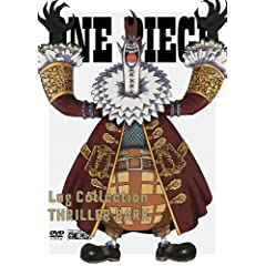 ONE PIECE�@Log  Collection�@ �gTHRILLER BARK�h[DVD]