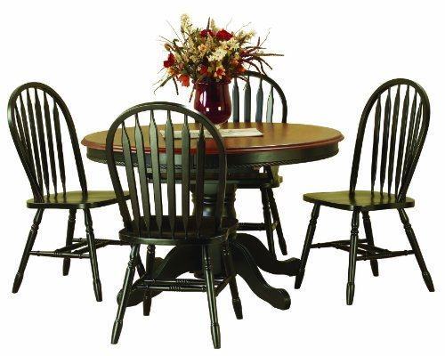 Round dining table with leaves for 48 dining table with leaf