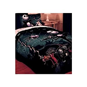 Amazon Com The Nightmare Before Christmas Full Queen