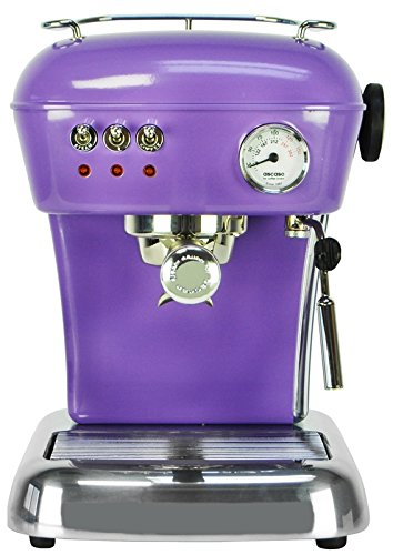 Ascaso Dream UP V2 Espresso Machine - Intense Violet by Ascaso
