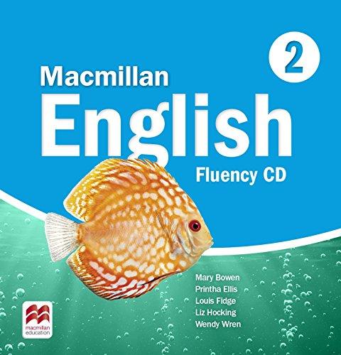 Macmillan English 2: Fluency Audio CD