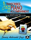 img - for Transcribed Jazz Piano Accompaniment - From Volume 54 ''Maiden Voyage'' Play-A-Long (Jazz Piano Voicings) book / textbook / text book