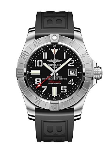 breitling-men-analogue-watch-with-black-dial-analogue