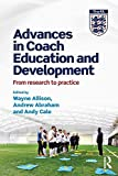 img - for Advances in Coach Education and Development: From research to practice book / textbook / text book