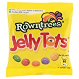 Nestlé Rowntree's Jelly Tots 42 g (Pack of 36)