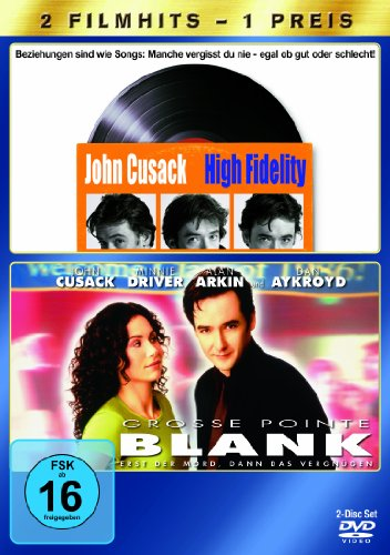 High Fidelity / Grosse Pointe Blank [2 DVDs]