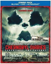 Chernobyl Diaries (Blu-ray/DVD Combo + UltraViolet Digital Copy)