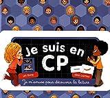 Je suis en CP : Je m'amuse pour découvrir la lecture. Contient un livre et des cartes cover image