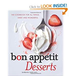 Bon Appetit Desserts: The Cookbook for All Things Sweet and Wonderful, free online recipes, free indonesian recipes, indonesian culinary, indonesian recipes, free recipes, food recipes