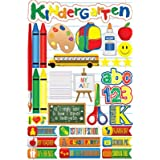 Making The Grade Kindergarten Stickers