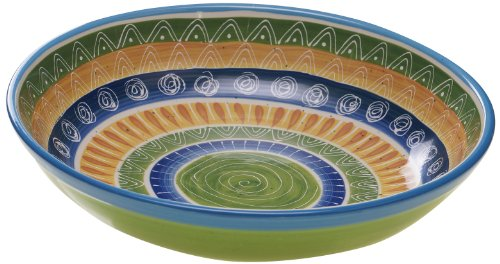Certified International Tapas Pasta/Serving Bowl, 13.25-Inch (Pasta Ceramic compare prices)