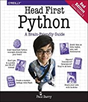 Head First Python: A Brain-Friendly Guide, 2nd Edition Front Cover