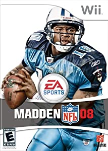 Madden NFL 08 - Nintendo Wii by Electronic Arts