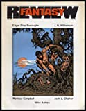img - for FANTASY REVIEW - Volume 8, number 8 - August Aug 1985 (re: Tarzan and Doctor Who) book / textbook / text book