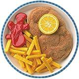 1474 - HABA - Biofino Wiener Schnitzel mit Pommes frites