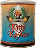 100% Natural, Wellness and High Protein Premium Cat Treats (Excellent for Cat Training) - No Additives, Preservatives or Byproducts, FDA Approved Ingredients, 1-oz Can with Re-sealable Lid