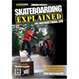 Skateboarding Explained: The Instructional DVD ~ Dan MacFarlane