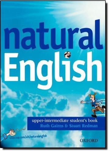 Natural English Upper Intermediate Student's Book