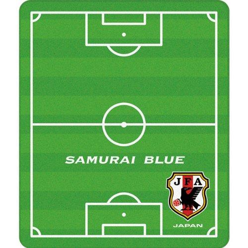 2017年度版デスクカーペットサッカー日本代表チームSAMURAI BLUE YDK-412JF<コイズミ>