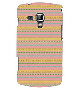 PrintDhaba Pattern D-5151 Back Case Cover for SAMSUNG GALAXY S DUOS 2 S7582 (Multi-Coloured)