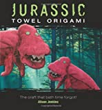 img - for Jurassic Towel Origami book / textbook / text book