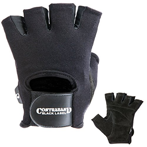 contraband-black-label-5050-basic-weight-lifting-gloves-pair-black-medium