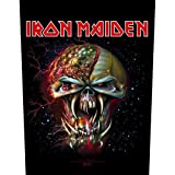 Iron Maiden - Backpatch The Final Frontier - Face (in 23,5 cm x 20 cm)