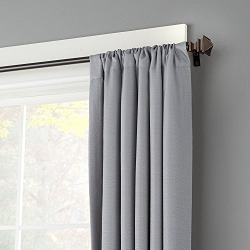 Kenney Arts And Craft Window Curtain Rod 48 To 86 Inch Oil Rubbed Bronze New Ebay