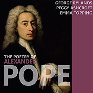 The Poetry of Alexander Pope Audiobook