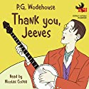 Thank You, Jeeves Audiobook by P. G. Wodehouse Narrated by Nicolas Coster