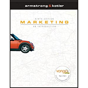 VangoNotes for Marketing: An Introduction, 9/e | [Gary Armstrong, Philip Kotler]