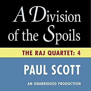 A Division of the Spoils Audiobook