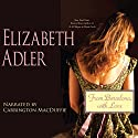 From Barcelona, with Love (       UNABRIDGED) by Elizabeth Adler Narrated by Carrington MacDuffie