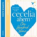 One Hundred Names Audiobook by Cecelia Ahern Narrated by Amy Creighton