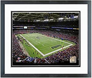 St. Louis Rams Edward Jones Dome Photo 12.5 x 15.5 Framed by NFL