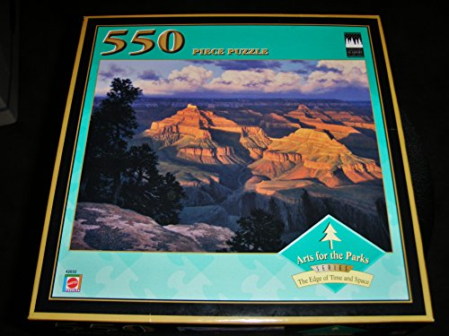 """550 Piece Puzzle """"The Edge of Time and Space"""""""