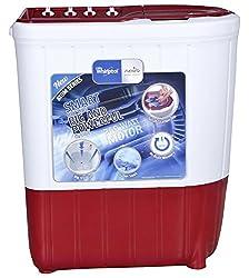 Whirlpool Superb Atom 65S Semi-automatic Top-loading Washing Machine (6.5 Kg, Ruby)