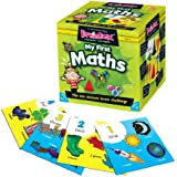 The Green Board Game Co Brainbox My First Maths Memory Game