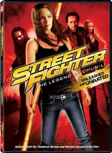 Street Fighter: The Legend of Chun-Li [DVD] [2009] [Region 1] [US Import] [NTSC]