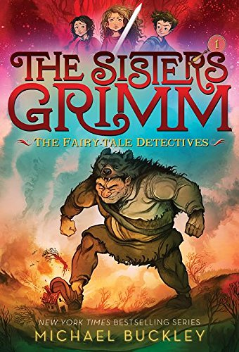 the-sisters-grimm-the-fairy-tale-detectives-book-1