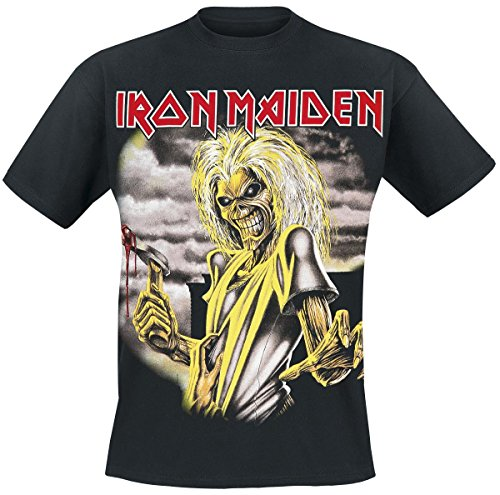 Iron Maiden Killers T-Shirt nero M